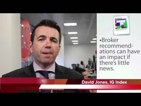 IG Index: Do Broker Recommendations Impact Stock Prices?