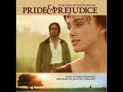 Pride&Prejudice - The secret life of daydreams