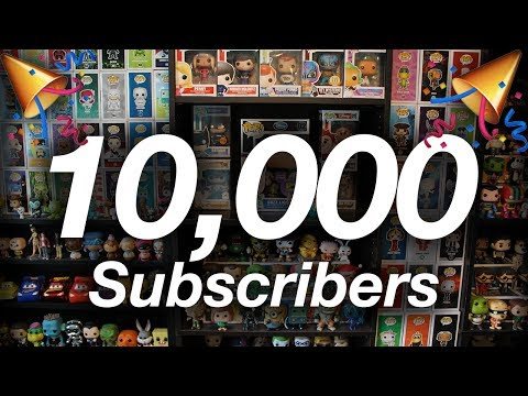10,000 Subscriber Special!!