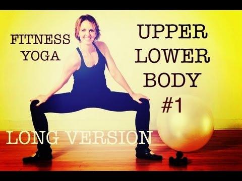 Upper Body & Lower Body #1 | Strength & Tone | Long Version
