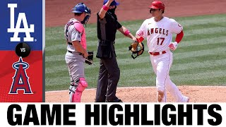 Dodgers vs. Angels Game Highlights (5/9/21) | MLB Highlights