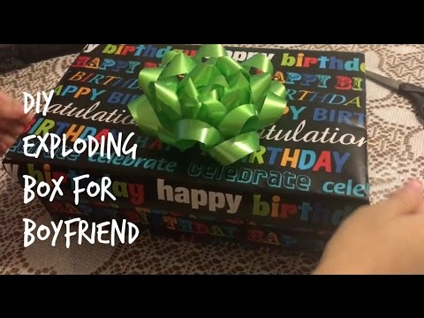 SIMPLE DIY GIFT FOR HIM OR HER