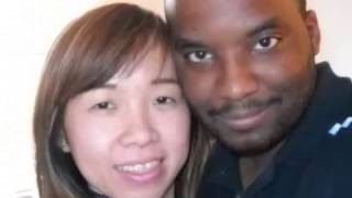Interracial Couples Struggle Against Hostility : Race relations: They