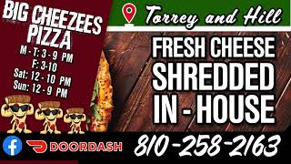Big Cheezee's Pizza | Torrey and Hill | Flint, Michigan