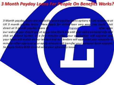 Payday Loans from YouTube · Duration:  21 seconds  · 858 views · uploaded on 6/21/2016 · uploaded by Fiction World