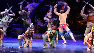 Peter Pan, O Musical - 'Uga-Uga' (Ugg-a-Wugg/The Pow Wow Polka)