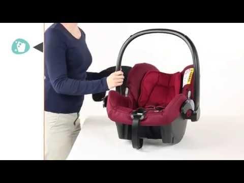 si ge auto groupe 0 cosi citi de bebe confort nettoyage. Black Bedroom Furniture Sets. Home Design Ideas
