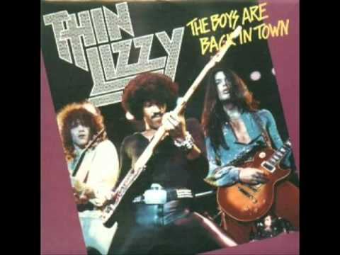 Thin Lizzy - The Boys are Back In Town (8-Bit)