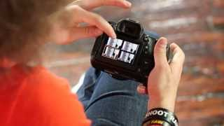 How to set up your Canon 70D