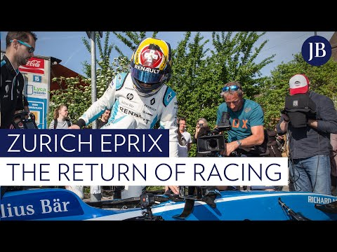 Racing is coming back to Switzerland