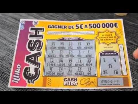 il d truis un ticket de cash de 500 000 youtube. Black Bedroom Furniture Sets. Home Design Ideas