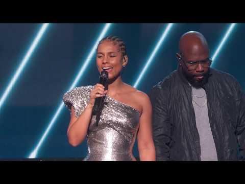 WATCH: Alicia Keys & Boyz II Men Honor Kobe Bryant | 2020 GRAMMY Awards