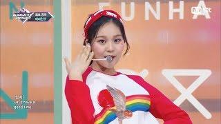 여자친구(Gfriend) - 여름여름해(Sunny Summer) 교차편집(Stage Mix)