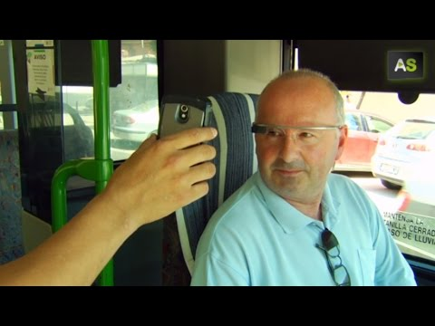 AS A startup company invents a system to validate bus tickets using Google Glass