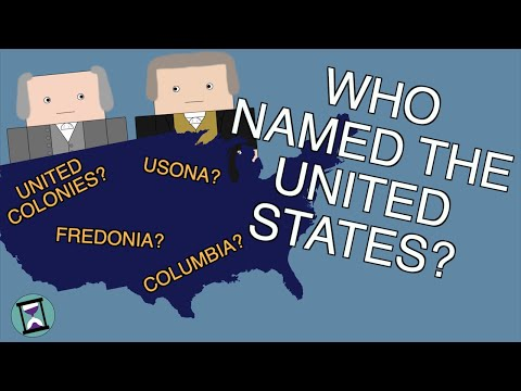 Who Named The United States? (Short Animated Documentary)