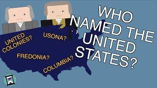 Who Named the United States? (Short Animated Documentary)