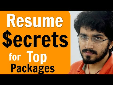 How to write a Resume | For Beginners and Experienced | Ultimate Resume Guide