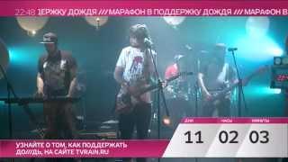 Noize MC - Первый канал LIVE @ДО///ДЬ 25.03.2014