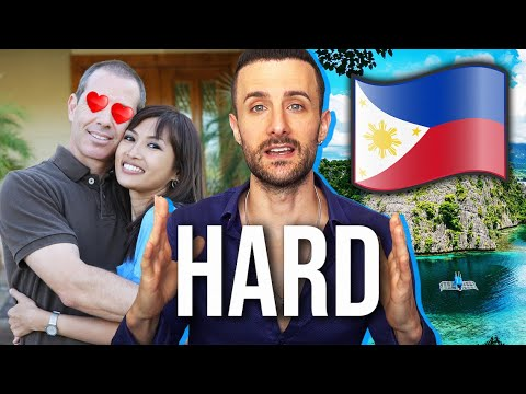 Why Dating In The Philippines Is SO HARD For WHITE Guys