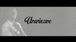 URARINZWE - PROSPER NKOMEZI (OFFICIAL LYRICS VIDEO)