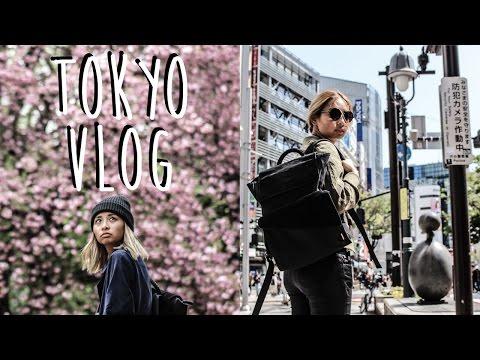 Tokyo Vlog: Shopping, Japanese Food, Hanami & Pokemon