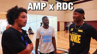 AMP And RDC Goes To OPEN GYM And GOES CRAZY! Duke Dennis, Mark Phillips, Agent 00 AND MORE