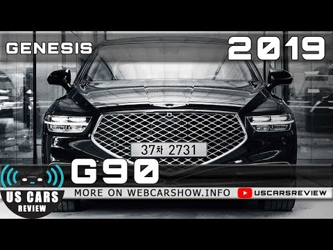 2019 GENESIS G90 Review Release Date Specs Prices