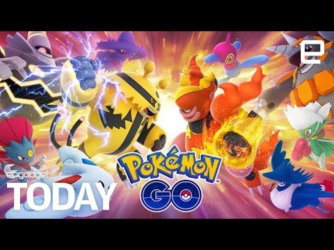Pokemon Go is finally launching trainer battles  | Engadget Today thumbnail