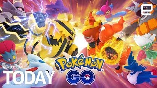 Pokemon Go is finally launching trainer battles  | Engadget Today