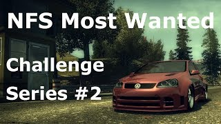Need for Speed Most Wanted (2005): Challenge Series #2 (XBOX360 color Reshade)