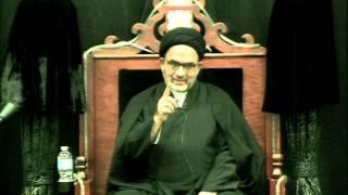 5. Muharram 1437 - Urdu - Maulana Syed Ahmed Ali Abidi