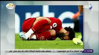 الماتش - هاني حتحوت عن إصابة محمد صلاح: «مليون سلامة عليك يا حبيب الملايين»