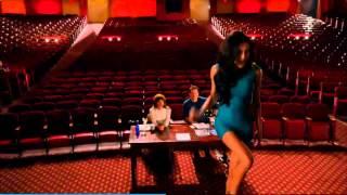 Performance 'Don't Rain on My Parade' - Santana Lopez (Naya Rivera)