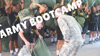 Video Army Boot Camp Fort Jackson Part 4 download MP3, 3GP, MP4, WEBM, AVI, FLV September 2018