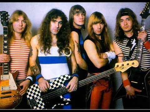 Iron Maiden - Prowler '88