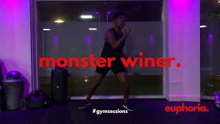 Monster Winer (Latin Remix) -  Amarfis y La Banda de Atakke, Kerwin Dubois |  Zumba |  Dance Fitness