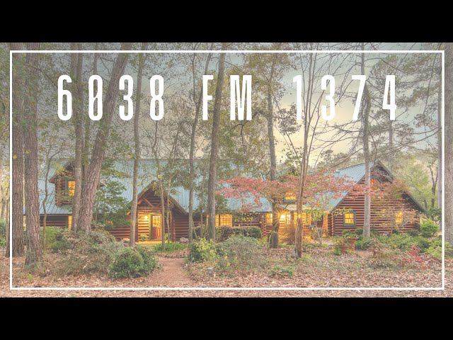 6038 FM 1374 Home and Land Tour