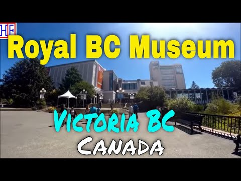 Victoria BC | Royal BC Museum | Travel Guide | Episode# 8