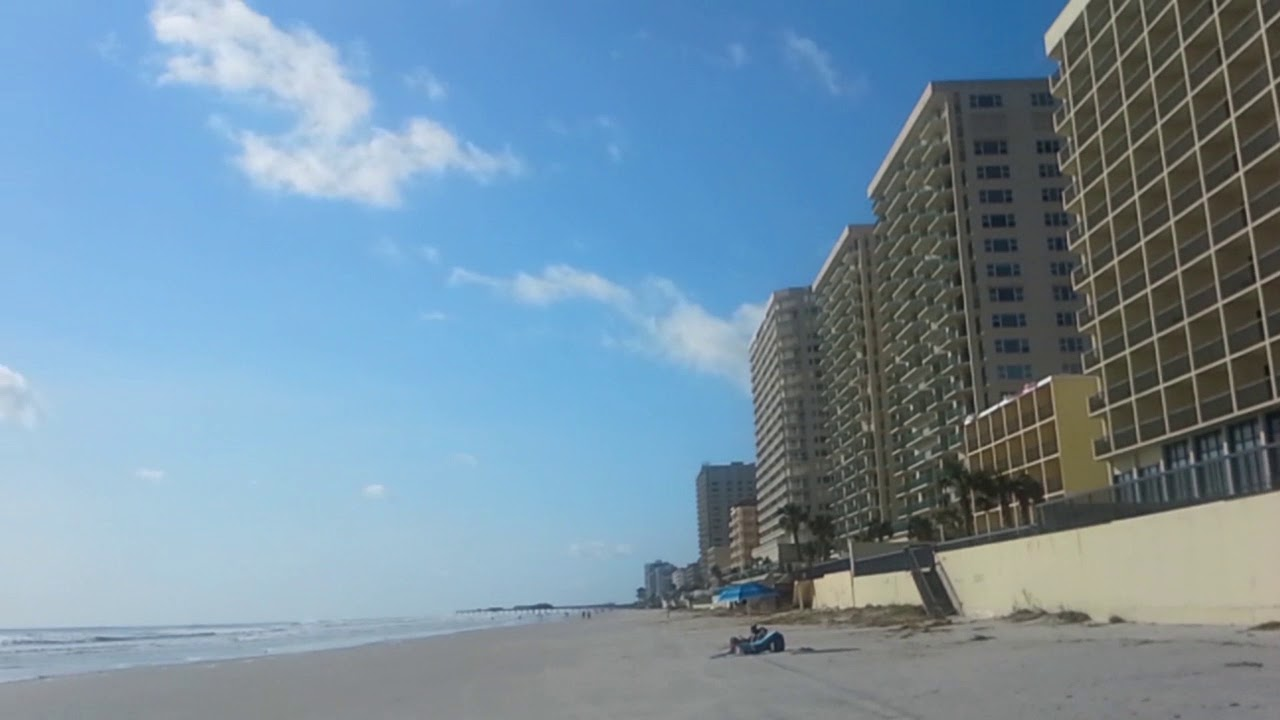 Daytona Beach Ss After Hurricane Irma