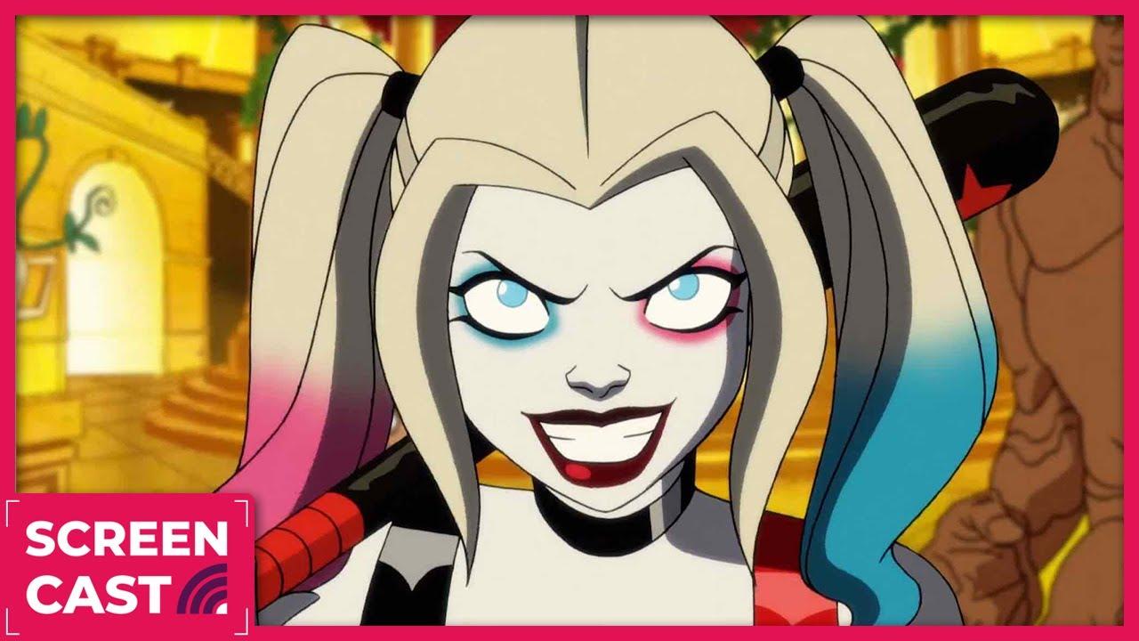 Download Harley Quinn Animated Series Review (Spoiler Free) - Kinda Funny Screencast (Ep. 83)