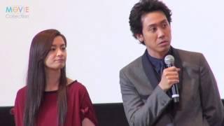 大泉洋、松田龍平、尾野真千子、渡部篤郎、橋本一監督/『探偵はBARにい...