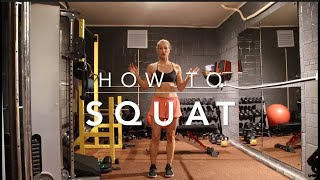 How to Squat MasterClass