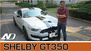 Ford Shelby GT350 - Nada que envidiarle a los europeos.(, 2016-04-01T15:00:02.000Z)