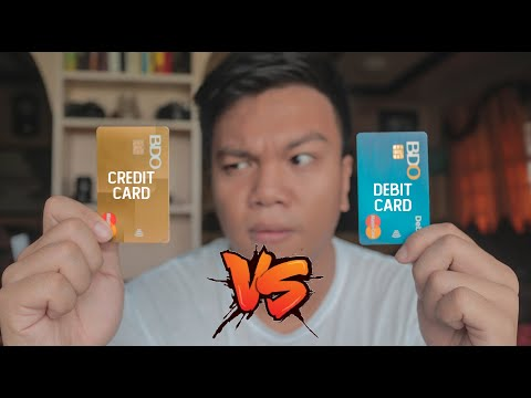 DEBIT CARD VS CREDIT CARD 💳 |WHAT'S THE DIFFERENCE & WHICH IS BETTER!!?? | DEBIT CARD | CREDIT CARD