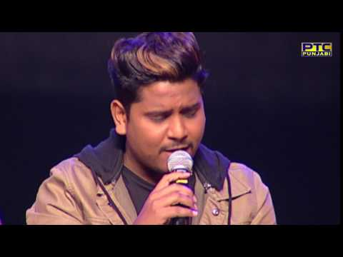 Kamal Khan singing Sohni Lagdi | Live | Voice Of Punjab Season 7 | PTC Punjabi