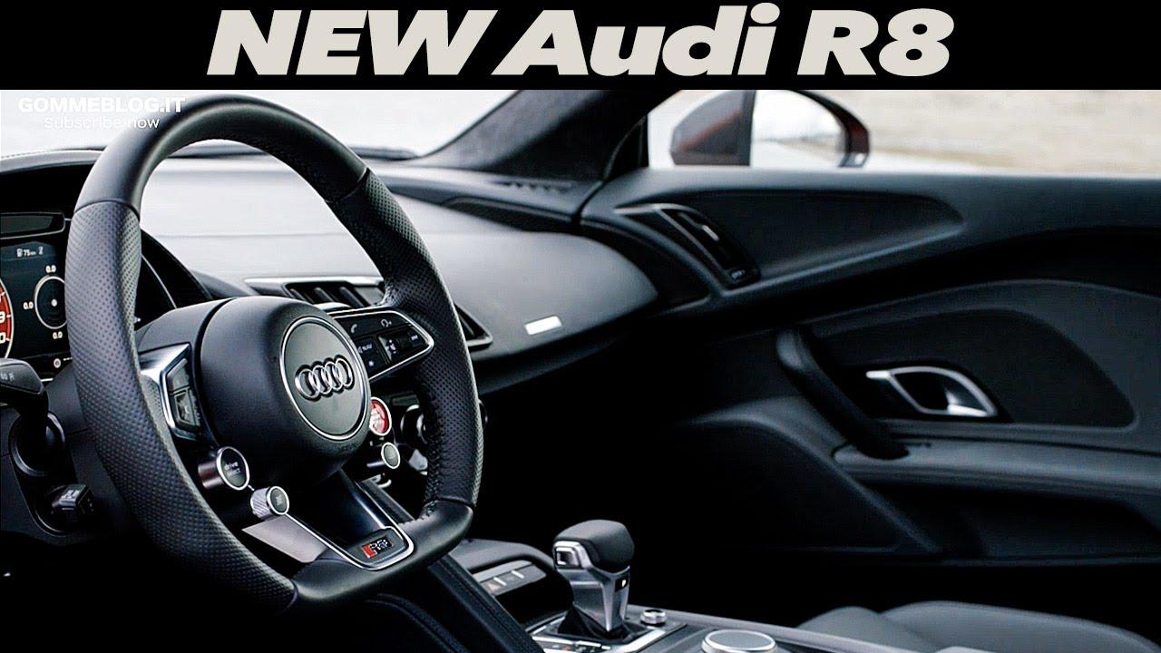 2015 ALL NEW Audi R8 | INTERIOR DESIGN - YouTube