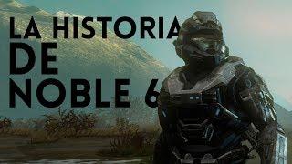 El SPARTAN que acabo con ejércitos enteros | La historia de Noble 6 (SPARTAN-B312)