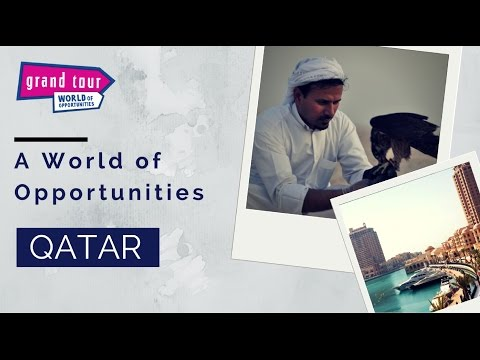 Stenden Grand Tour -World of Opportunities at Stenden Qatar