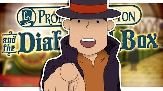 【 Professor Layton and the Diabolical Box 】Part 4