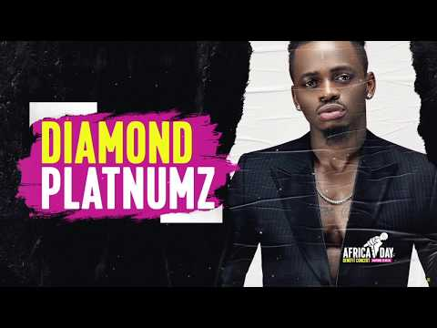 Diamond Platnumz Performance On African Day Benefit Concert